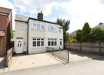 Thumbnail 3 bed semi-detached house to rent in Dean Villas, Denby Road, Cobham