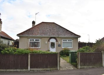 Thumbnail 2 bed detached bungalow for sale in Pound Lane, Gorleston, Great Yarmouth