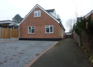 Thumbnail 4 bedroom detached house for sale in Brook House Mews, High Street, Repton, Derby