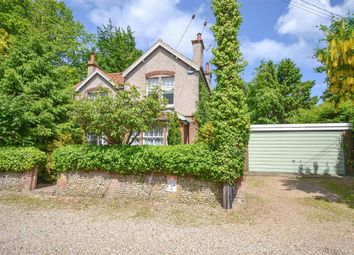 Thumbnail 4 bedroom detached house for sale in The Gables, 20 Gladstone Road, Fakenham