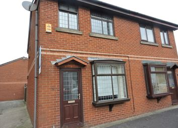Thumbnail 2 bed semi-detached house to rent in Blakiston Street, Fleetwood