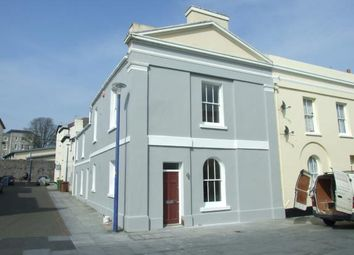 Thumbnail 4 bedroom end terrace house for sale in Stonehouse, Plymouth, Devon