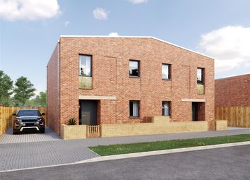 Thumbnail 3 bed semi-detached house for sale in Trinity Gardens, Rayne Park, Norwich
