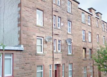 Thumbnail 1 bed flat for sale in 1, Maxwell Street, Flat 3-1, Port Glasgow PA145Rq