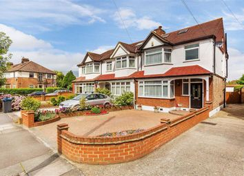 Thumbnail 4 bed end terrace house for sale in Leamington Avenue, Morden