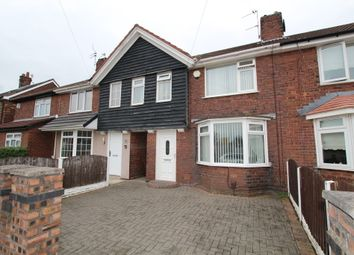 Thumbnail 3 bed terraced house for sale in Moss Pits Lane, Fazakerly, Liverpool