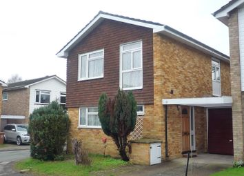 Thumbnail 4 bedroom detached house to rent in Leslie Gardens, Sutton