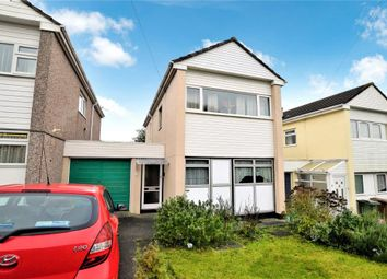 Thumbnail 3 bed link-detached house for sale in Hartland Close, Plymouth, Devon