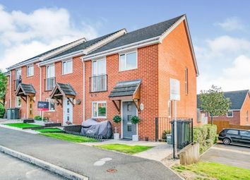 Thumbnail 2 bed end terrace house for sale in Beauchamp Drive, Newport