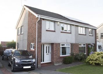 Thumbnail 3 bed semi-detached house for sale in Rosedale Avenue, Paisley, Renfrewshire, .