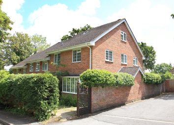 Hollywood Court, Hollywood Lane, Lymington, Hampshire SO41. 4 bed end terrace house