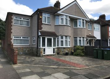 Thumbnail 4 bed semi-detached house to rent in Broadwalk, Blackheath London