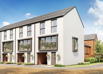 "Thumbnail 3 bed town house for sale in ""The Townhouse V2 (3)"" at Ffordd Penrhyn, Barry"