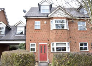 Thumbnail 4 bedroom semi-detached house to rent in Horton Crescent, Epsom
