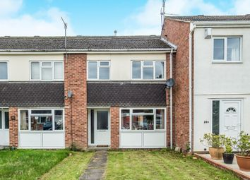 Thumbnail 3 bed terraced house for sale in Exham Close, Warwick
