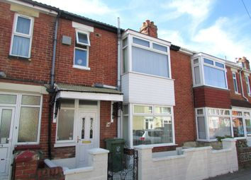 Thumbnail 3 bed terraced house for sale in Stride Avenue, Baffins, Portsmouth