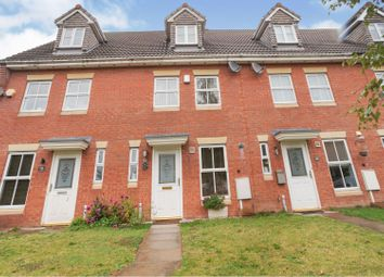 3 bed town house for sale in Snowdrop Close, Bedworth CV12
