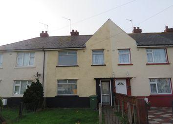 Thumbnail 3 bedroom terraced house for sale in Whitmuir Road, Splott, Cardiff