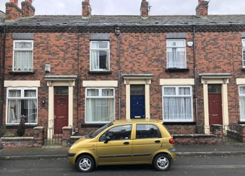 Thumbnail 2 bedroom terraced house for sale in Windsor Grove, Heaton, Bolton