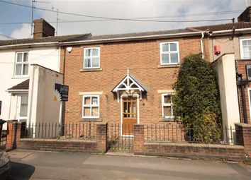Thumbnail 4 bed terraced house for sale in High Street, Wroughton, Swindon