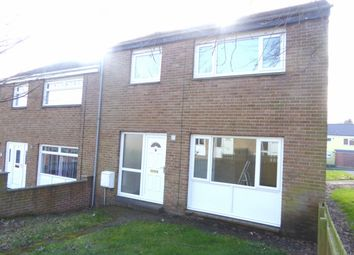 Thumbnail 3 bed terraced house to rent in Tiree Close, Brandon, Durham
