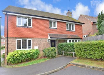 Thumbnail 4 bedroom detached house for sale in Riverside, Pulborough, West Sussex
