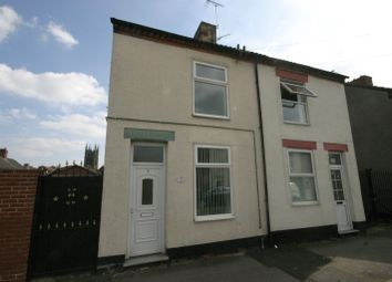 Thumbnail 2 bed semi-detached house to rent in South Broadway Street, Burton-On-Trent