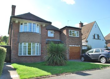 Thumbnail 4 bed detached house to rent in Fendon Road, Cambridge
