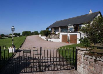 Thumbnail 4 bed detached bungalow for sale in Easter Kinkell, Dingwall, Ross-Shire