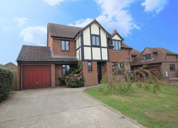 Thumbnail 4 bed detached house for sale in Ratcliffe Avenue, Ryde