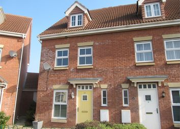 Thumbnail 3 bed town house to rent in Churchill Drive, Brough With St. Giles, Catterick Garrison