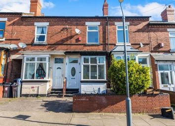 Thumbnail 2 bed terraced house for sale in Aylesford Road, Handsworth, Birmingham, West Midlands