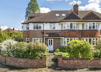 Thumbnail 6 bed semi-detached house for sale in Arlington Road, Petersham, Richmond