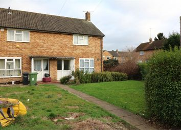 Thumbnail 2 bedroom semi-detached house for sale in Springfield Road, Cheshunt, Waltham Cross, Hertfordshire