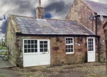 Thumbnail 1 bed bungalow to rent in Bothy Cottage Rigg Farm, Kirkconnel, Dumfrieshire