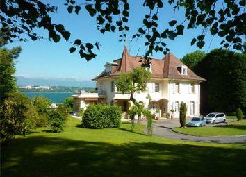 Thumbnail 9 bed villa for sale in Spectacular Geneva Lake, Geneve, Switzerland, Geneva, Switzerland