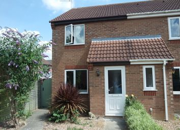 Thumbnail 2 bed semi-detached house for sale in Chestnut Close, Worlingham, Beccles