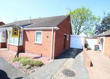Thumbnail 2 bed semi-detached bungalow for sale in Bede Burn View, Jarrow