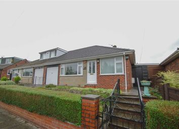 Thumbnail 2 bed semi-detached bungalow for sale in Hebburn Drive, Bury, Greater Manchester