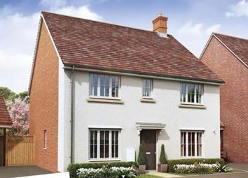 Thumbnail 4 bed detached house for sale in Oakbrook San Andres Drive, Newton Leys, Bletchley, Milton Keynes