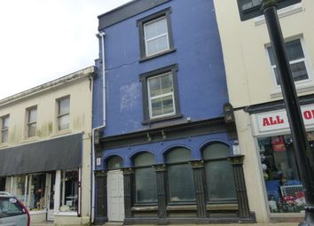 Thumbnail 4 bed flat for sale in Marlborough Street, Devonport, Plymouth