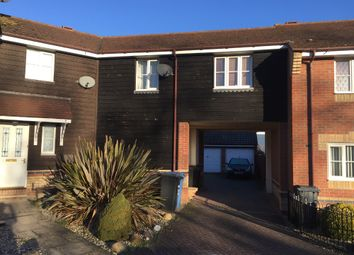 Thumbnail 1 bed flat to rent in Fritillary Close, Ipswich