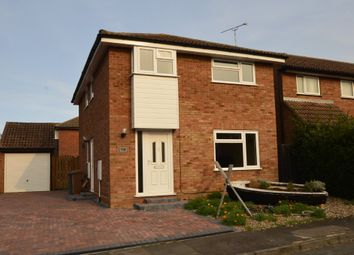 Thumbnail 4 bed detached house for sale in Glemsford Close, Felixstowe