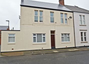 Thumbnail 3 bed semi-detached house for sale in West Percy Road, North Shields