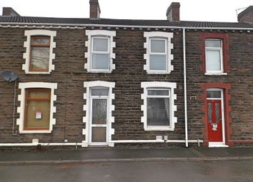Thumbnail 3 bed terraced house for sale in Villiers Street, Port Talbot, Neath Port Talbot.