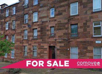 Thumbnail 1 bedroom flat for sale in Robert Street, Port Glasgow