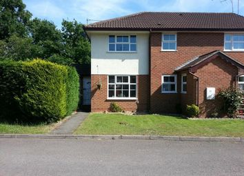 Thumbnail 1 bed terraced house to rent in Wimblington Drive, Lower Earley, Reading