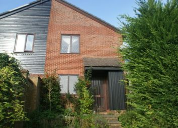 Thumbnail 1 bed detached house to rent in Kestrel Close, Winchester