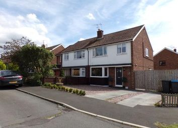 Thumbnail 3 bed semi-detached house for sale in Ormesby Crescent, Northallerton, North Yorkshire