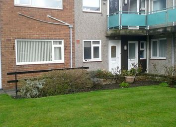 Thumbnail 1 bed flat to rent in Cheviot Court, Morpeth